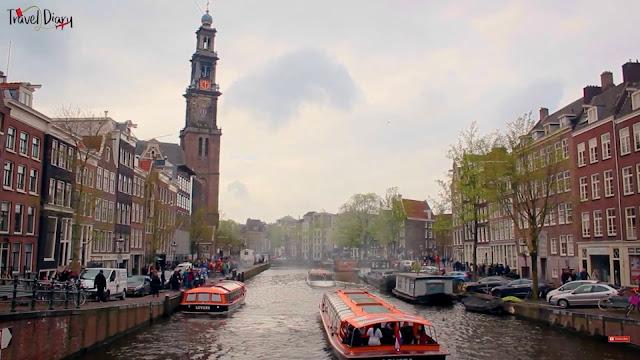 Άμστερνταμ:  Στη γειτονιά της Άννας Φρανκ (βίντεο)