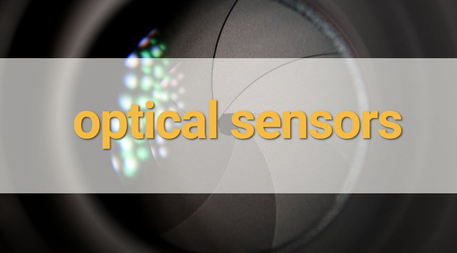 Types of optical sensors and their functions