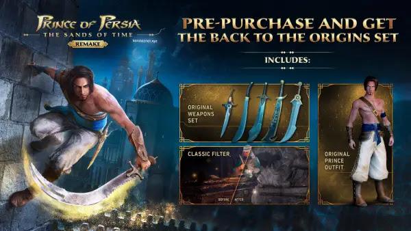 تحميل لعبة Prince Of Persia 4: The Sands of Time للكمبيوتر
