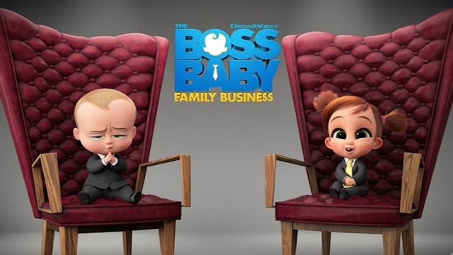 Baby Boss: Family Business