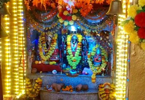 शरद पूर्णिमा के उपलक्ष में भंडारे का आयोजन   Sharad purnima ke uplaksh main bhandare ka ayojan