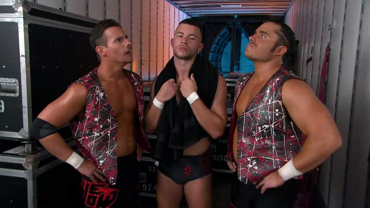 Chris Jericho revela que a Ever-Rise assinou com a AEW