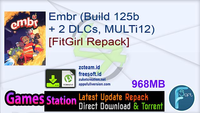 Embr (Build 125b + 2 DLCs, MULTi12) [FitGirl Repack]