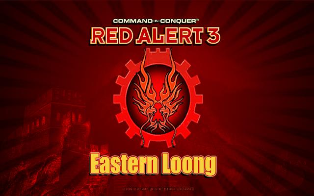 Red Alert 3 Eastern Loong