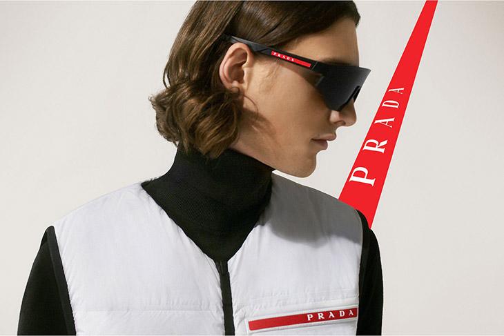 Prada Linea Rossa Fall/Winter 2021 Campaign