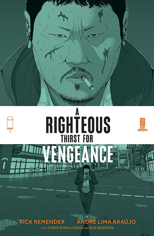 Righteous Thirst for Vengeance #1