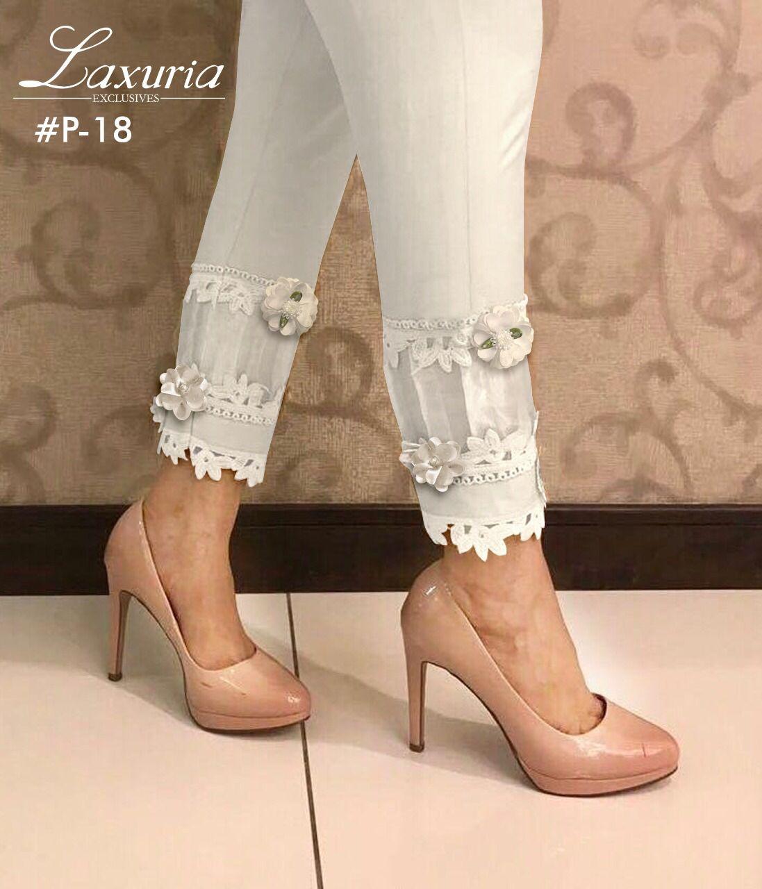 Luxuria Trendz P 18 Women Pants Catalog Lowest Price
