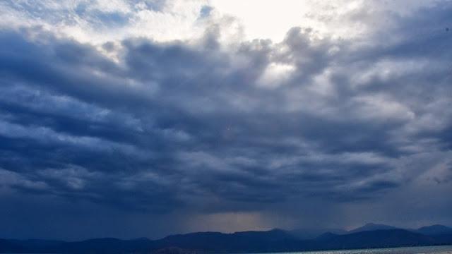 Βροχές και πτώση της θερμοκρασίας την Τρίτη 12/10 σε αρκετές περιοχές