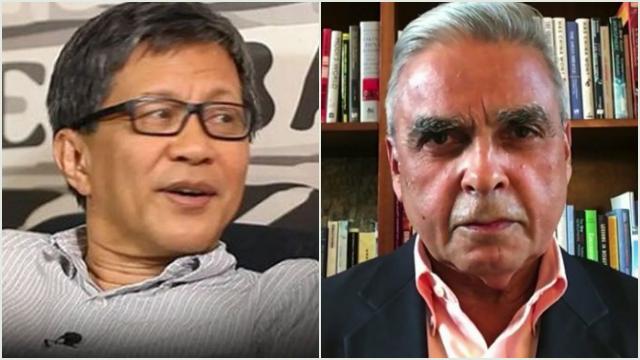 Jokowi Disebut Jenius, Rocky Gerung Blak-blakan: Profesor Kok Mirip Buzzer