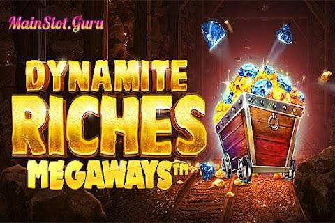 Main Gratis Slot Dynamite Riches Megaways (Red Tiger Gaming) | 95.75% Slot RTP