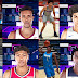 NBA 2K22 Cyberface Pack V2 ( Killian Hayes, Rui Hachimura, Evan Mobley, and Anthony edwards) by sbugs
