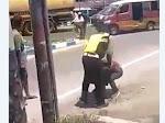 Polisi Lalu Lintas di Deliserdang Aniaya Pengendara Hingga Terluka, Kapolresta Minta Maaf