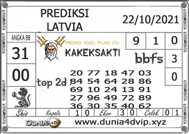 Prediksi Togel LATVIA DUNIA4D 22 OKTOBER 2021