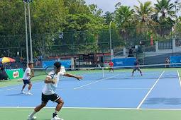 2 Atlet Tenis Papua, Ramadhan Tri Saniawan dan Muhammad Ansori Tersingkir di Babak Kedua