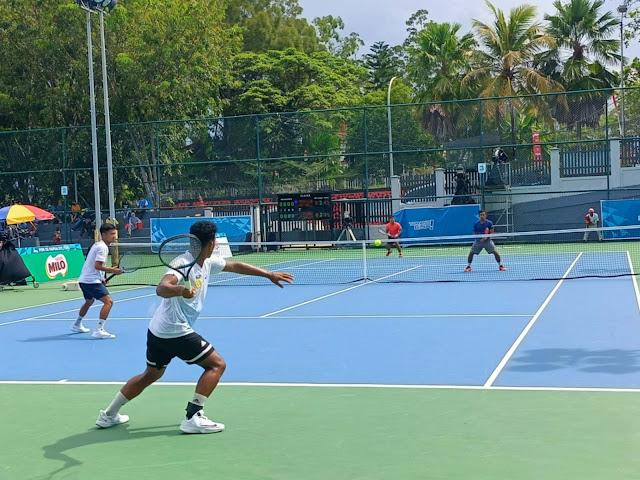 2 Atlet Tenis Papua, Ramadhan Tri Saniawan dan Muhammad Ansori Tersingkir di Babak Kedua.lelemuku.com.jpg