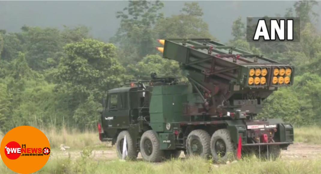 LAC पर चीन की आक्रामकता का मुंहतोड़ जवाब देने की तैयारी में भारत, तैनात किये मल्टीपल राकेट लांचर