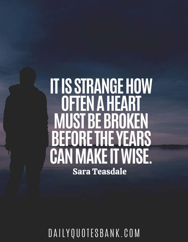 Heart Broken Trust Quotes For Relationships