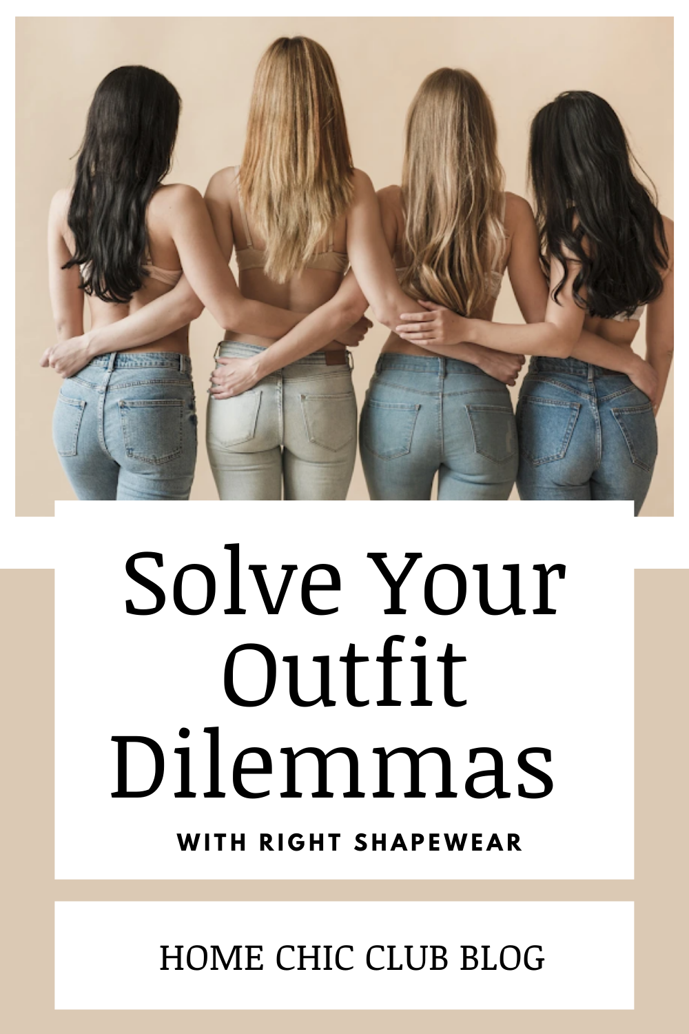 How Shapewear Can Solve Your Outfit Dilemmas