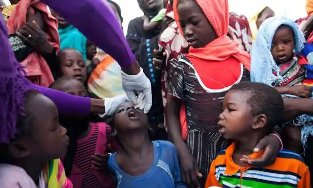 Uganda: Nuovo ceppo di polio causato dai vaccini