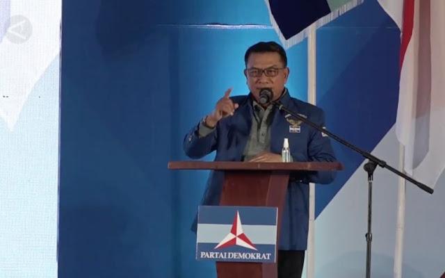 Polemik Partai Demokrat, Guru Besar Tata Negara Bongkar Tujuan Utama Moeldoko