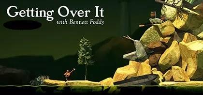 تحميل لعبة Getting Over It with Bennett Foddy للكمبيوتر برابط مباشر مع التحديث ت