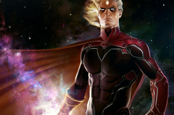 Marvel Has Found Their Adam Warlock