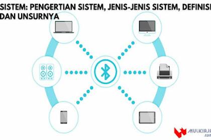√ Sistem: Pengertian Sistem, Jenis-Jenis Sistem, Definisi, dan Unsurnya