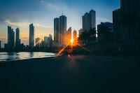 City Sunrise - Photo by David Barajas on Unsplash