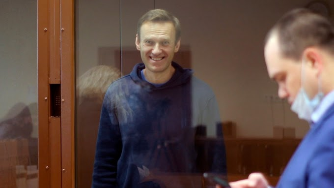 Kitüntette az Európai Parlament a felforgató Navalnijt