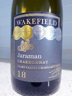 Wakefield Jaraman Chardonnay 2018