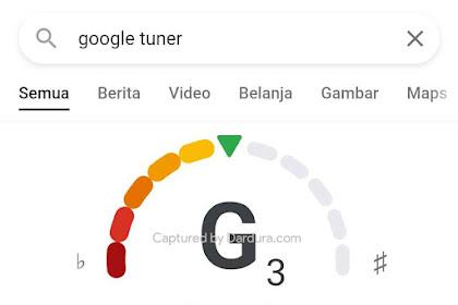 Google Tuner: Fitur Penyetem Gitar di Google Penelusuran