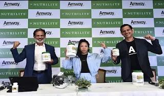 Amway India ropes in Mirabai Chanu as brand ambassador