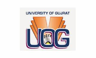 UOG University of Gujrat Jobs 2021 in Pakistan