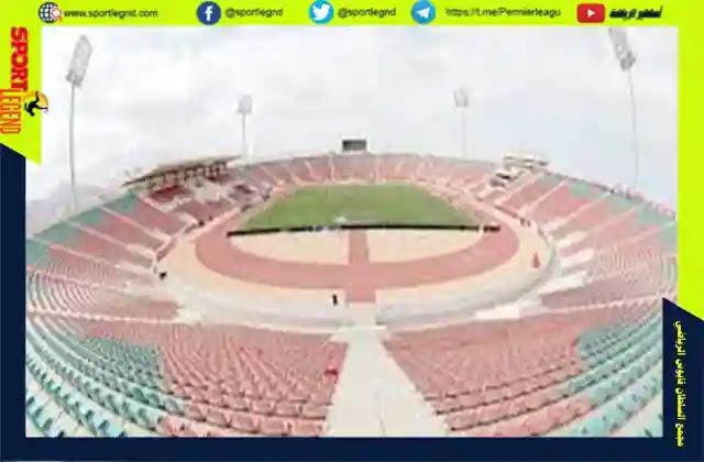 الملعب الرئيسي لمنتخب عمان