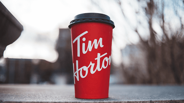 How old to work at Tim Hortons?