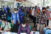 DPC Partai Demokrat Kabupaten Tangerang Gelar 1000 Vaksinasi untuk Masyarakat