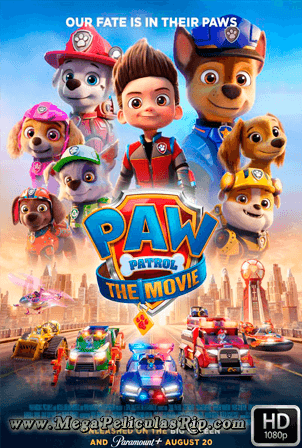 Paw Patrol: La Pelicula [1080p] [Latino-Ingles] [MEGA]