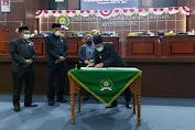 Pemkot dan DPRD Kota Serang Lakukan Penandatanganan Kesepakatan KUA PPAS Perubahan