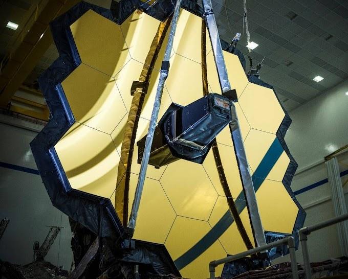 NASA invites Media at Webb Space Telescope Launch