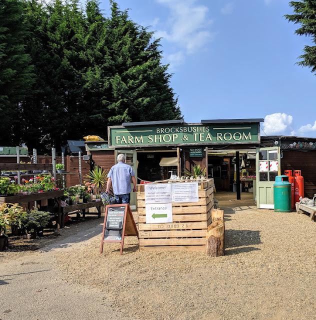 Child Friendly Cafes in North East England - Brocksbushes