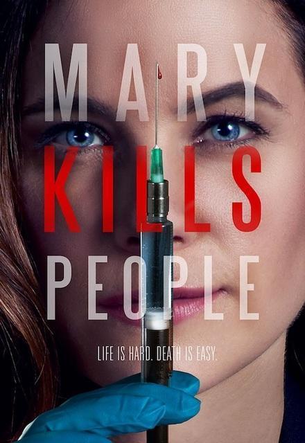 Mary Kills People Temporada 1 a la 3 Ingles 720p