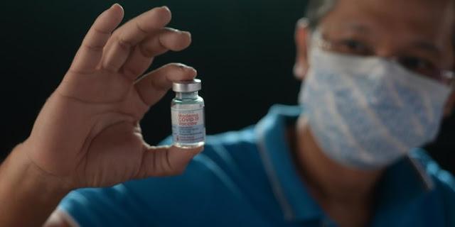 Dinkes DKI: Kantongi Izin Dokter, Penderita Autoimun Boleh Vaksinasi Moderna