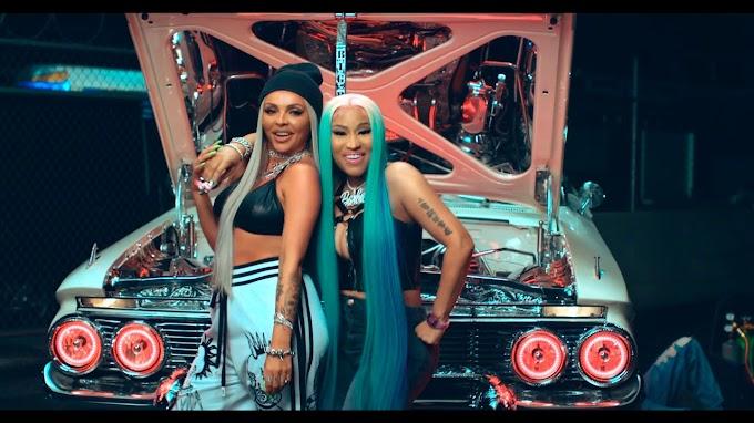 Jesy Nelson Ft. Nicki Minaj (Lyrics)