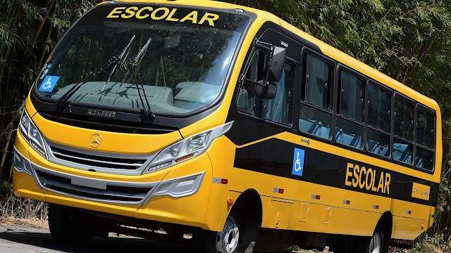 Educação de Aparecida receberá quatro novos ônibus escolares