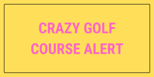 A new Putt Club Crazy Golf course has opened in Edmonton, North London