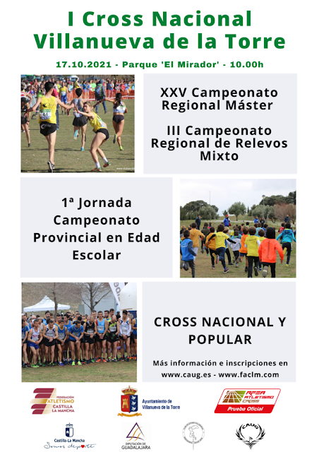 """I Cross Nacional """"Villanueva de la Torre"""""""