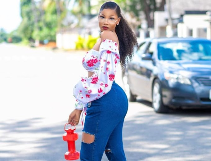 We're Fighting For A Better Nigeria, Including You – Tacha Tells Police