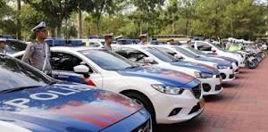 Baru Kemarin Kapolri Perintahkan Pecat, Sekarang Giliran Oknum Polisi Pakai Mobil PJR untuk Pacaran