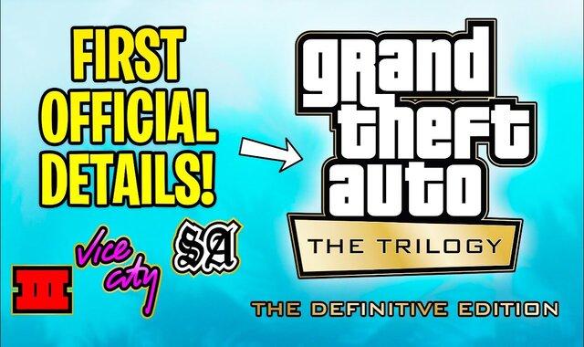 لعبة GTA The Trilogy للكمبيوتر