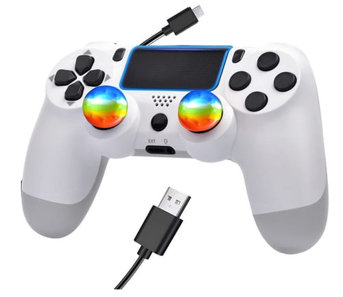 TOPAD PS4 800mAh Battery Wireless Controller